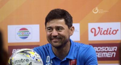 Kalezić Steps Down as PSM Head Coach
