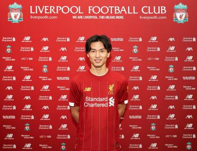 Japan's Very Own Minamino to Sign for Liverpool