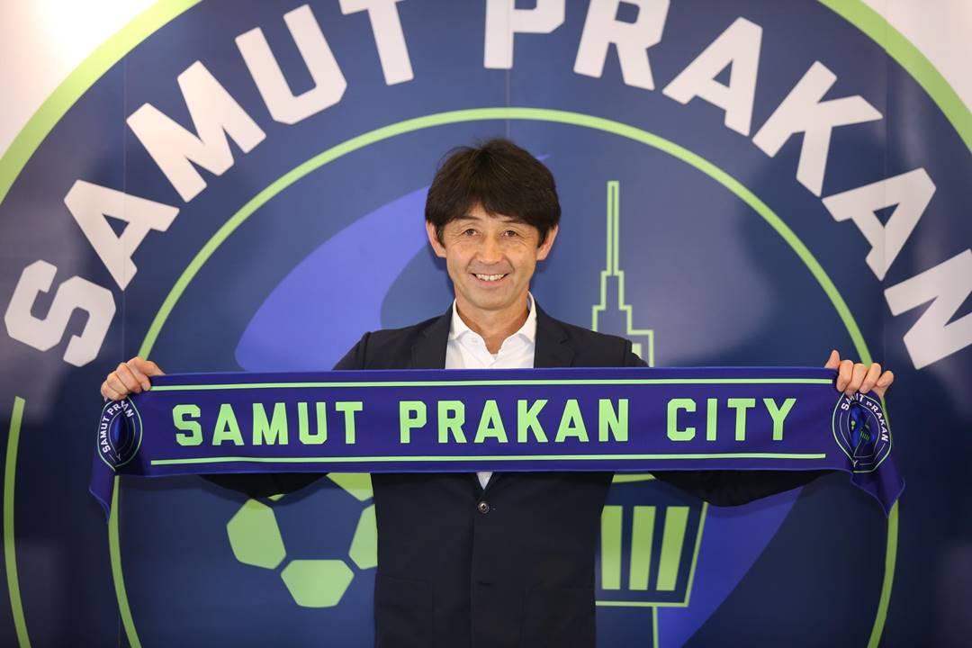 Samut Prakan Appoint Masatada Ishii as new Head Coach