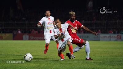 Persija's Loss Heats Up Relegation Battle