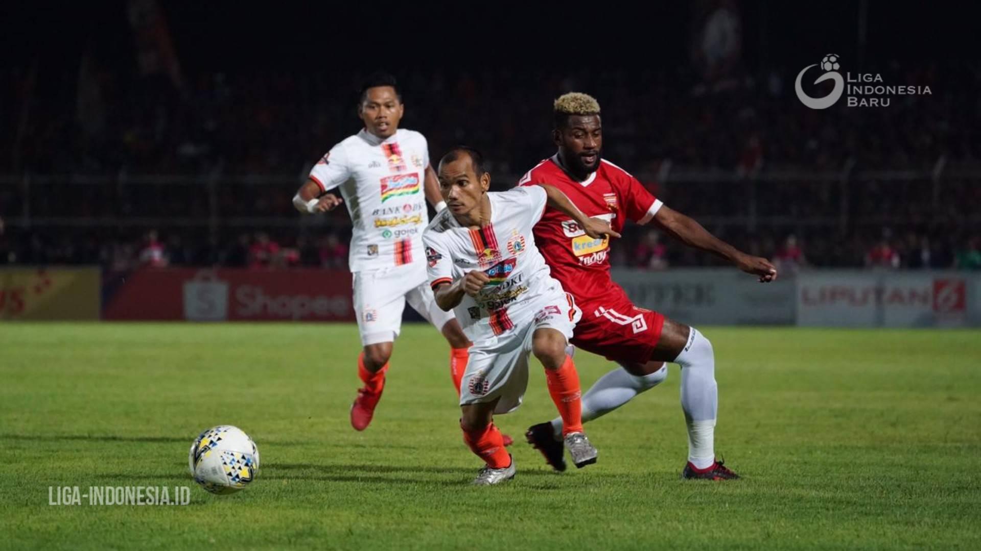 Persija's Loss Heats Up Relegation Battle