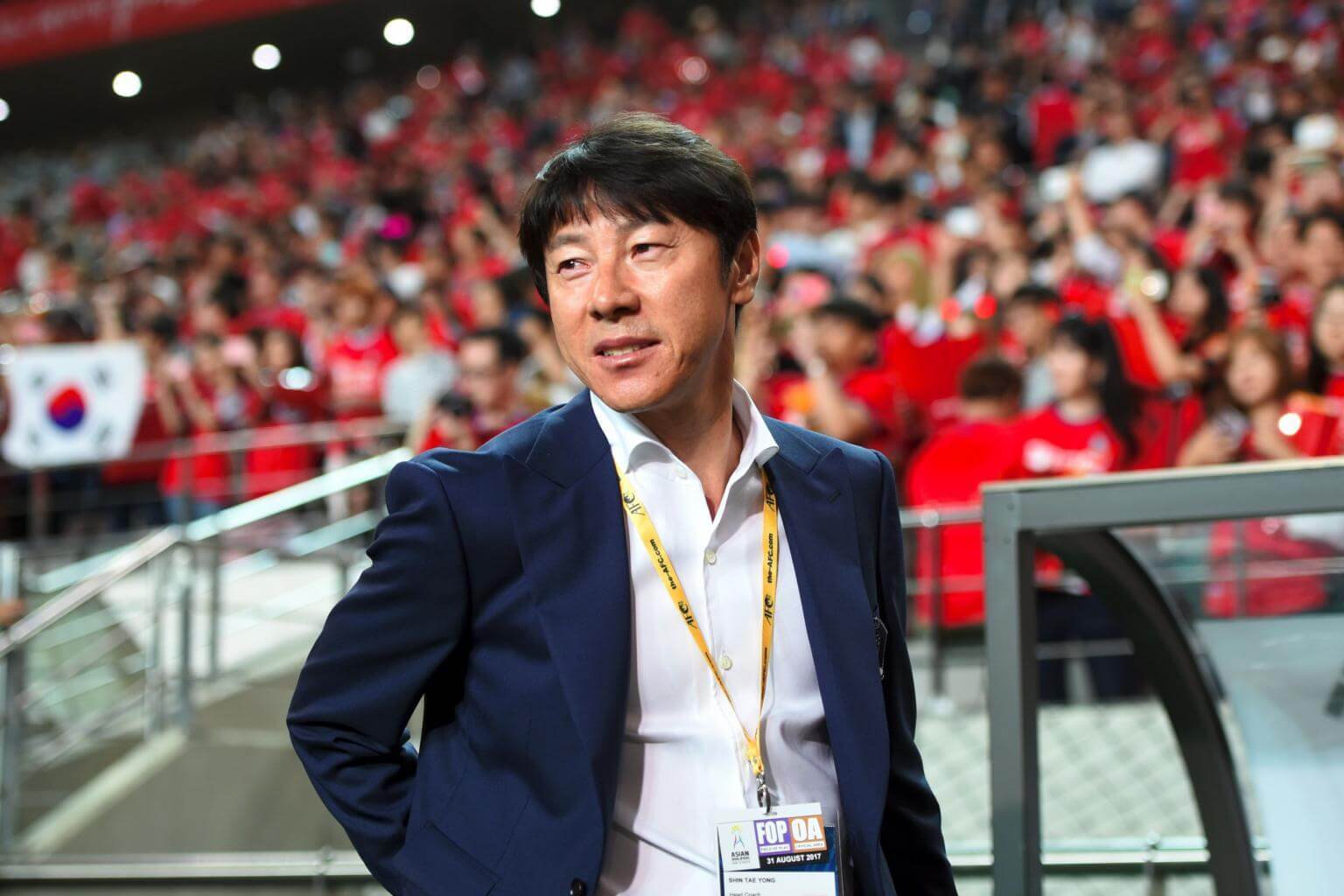 Shin Tae-yong Bring His 2018 World Cup Assistants to Indonesia