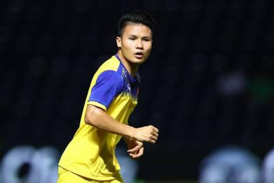 Vietnam's Quang Hai Sidelined From SEA Games With Injury