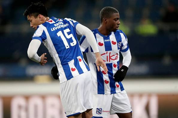 Doan Van Hau Makes Debut For SC Heerenveen