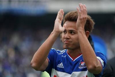 Yokohama Sign Theerathon on Permanent Deal