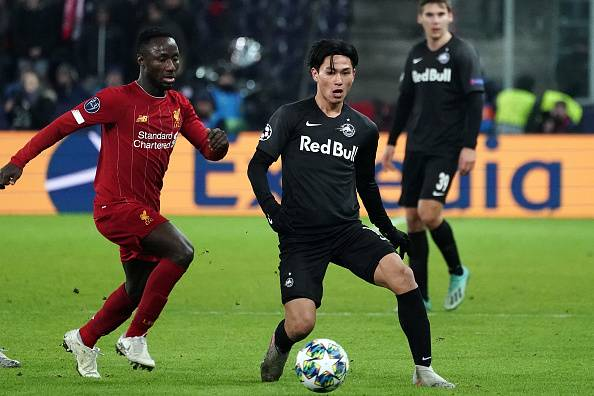 Liverpool in Talks to Sign Japanese Star Takumi Minamino