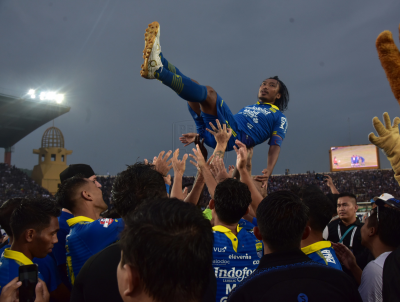 Persib to Retire the Number 24 Shirt to Honor Hariono