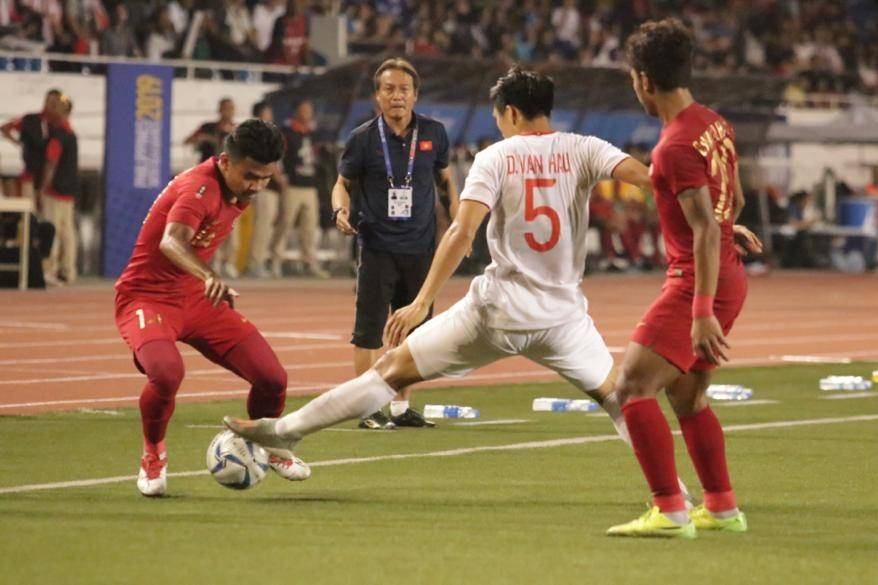 Vietnam Ends Gold Medal Drought as Indonesia are Swept Aside
