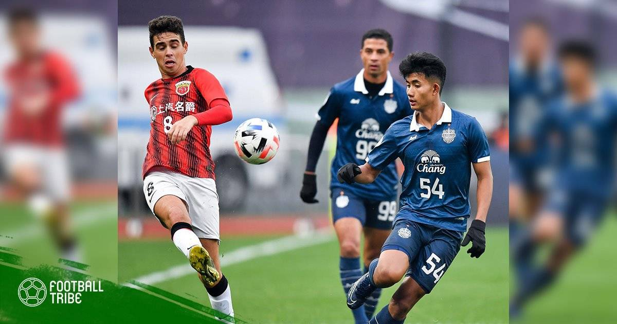 Shanghai SIPG Kick Off Campaign by Crushing Buriram's Continental Hopes