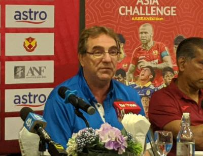 Robert Alberts: Huge Difference Between Malaysian and Indonesian Football