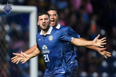 Buriram United Head to Shanghai After Home Triumph Over Ho Chi Minh City