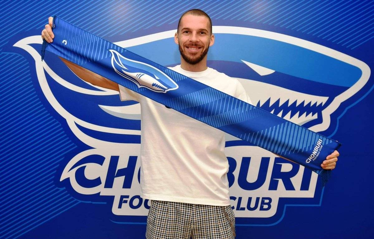 Chonburi FC Signs Former Port and Bangkok United Striker Dragan Boskovic