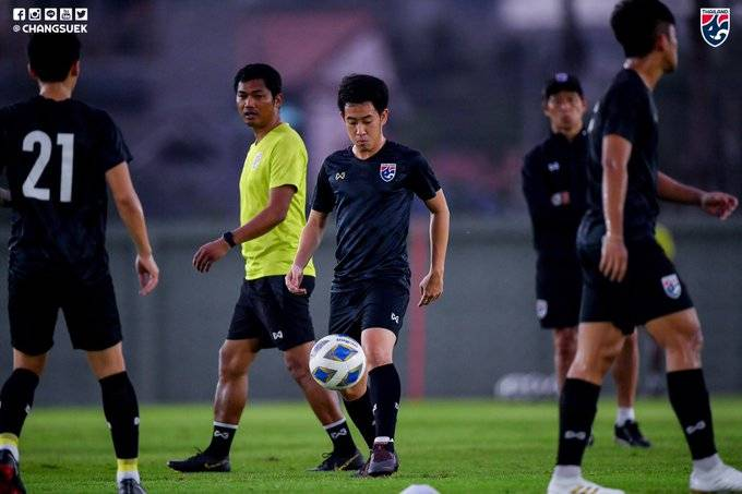 Thailand Face Iraq in Crunch Match