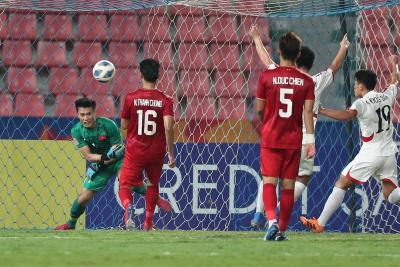Vietnam Crash Out With Loss to DPRK