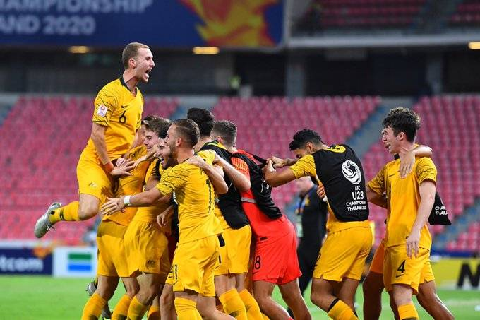 Australia Qualify for Tokyo Olympics With Win Over Uzbekistan