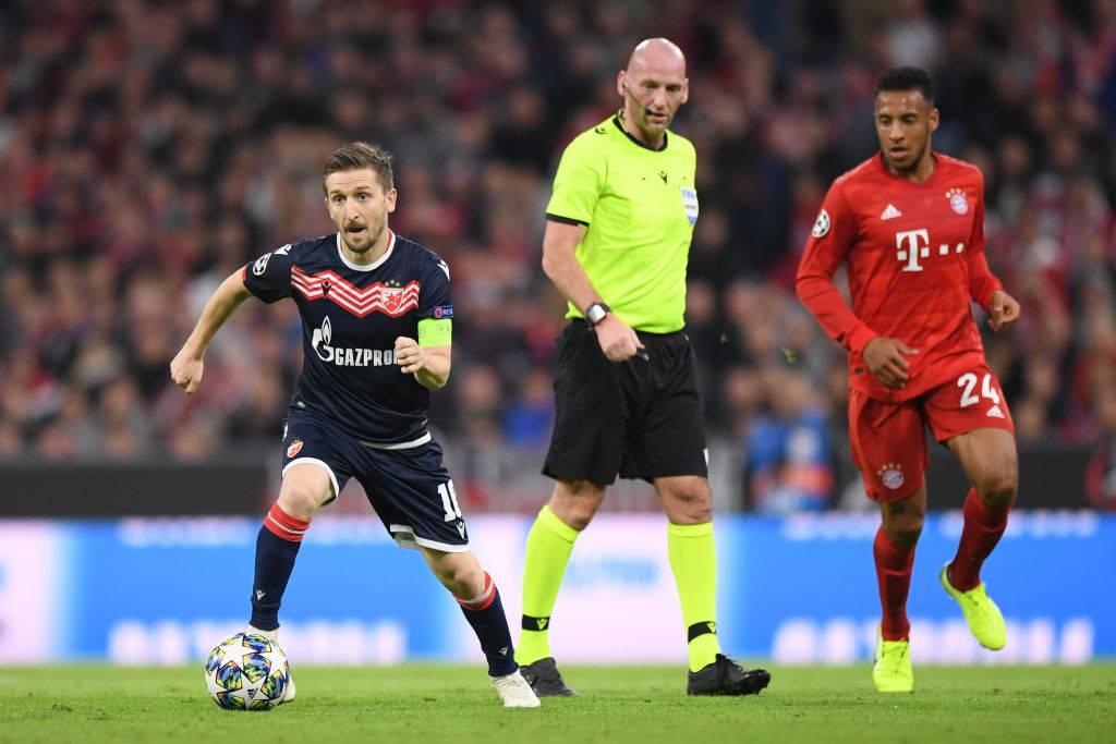 """German Messi"" joins Saudi giants from Red Star Belgrade"