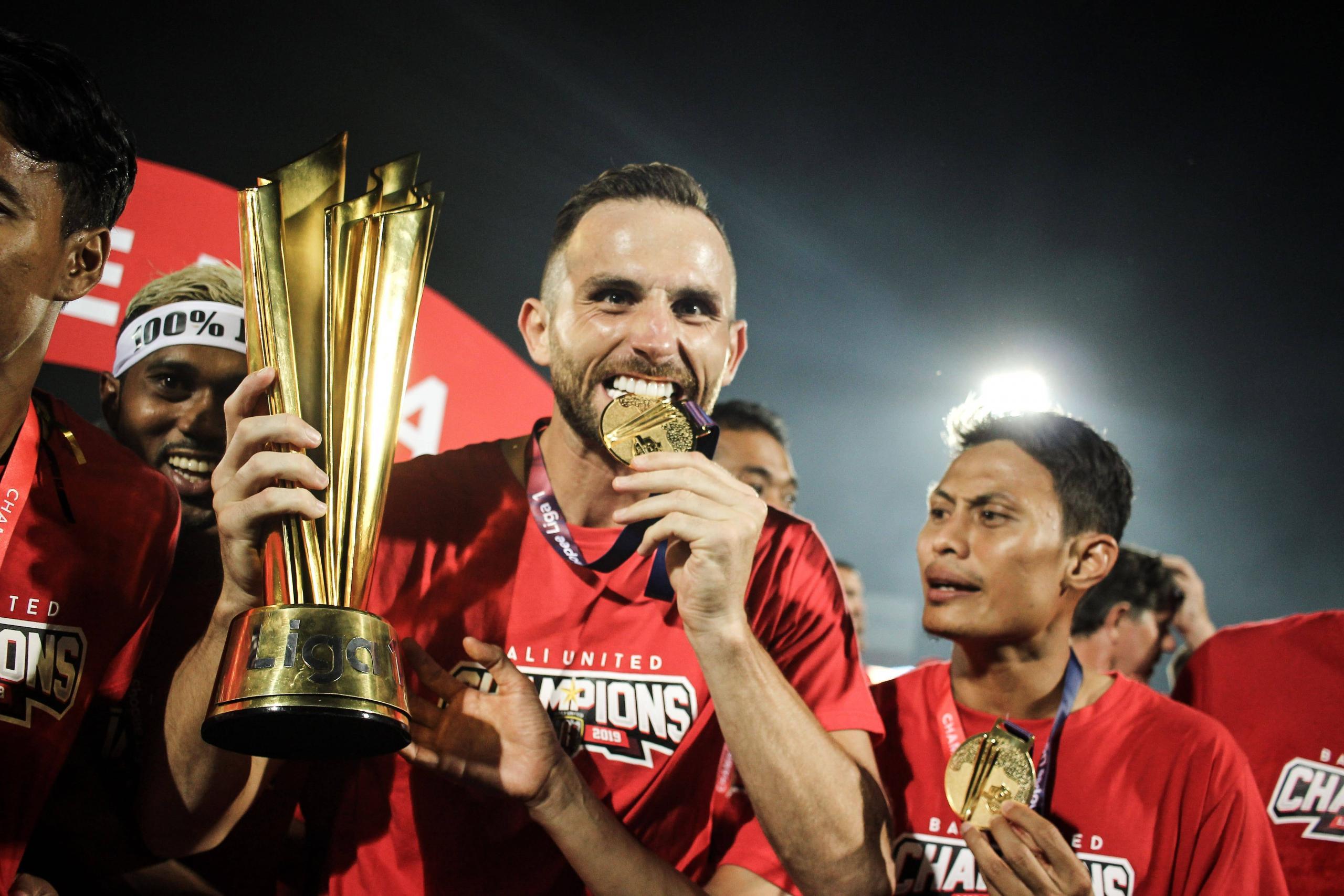 Bali United's Busy Transfer Window