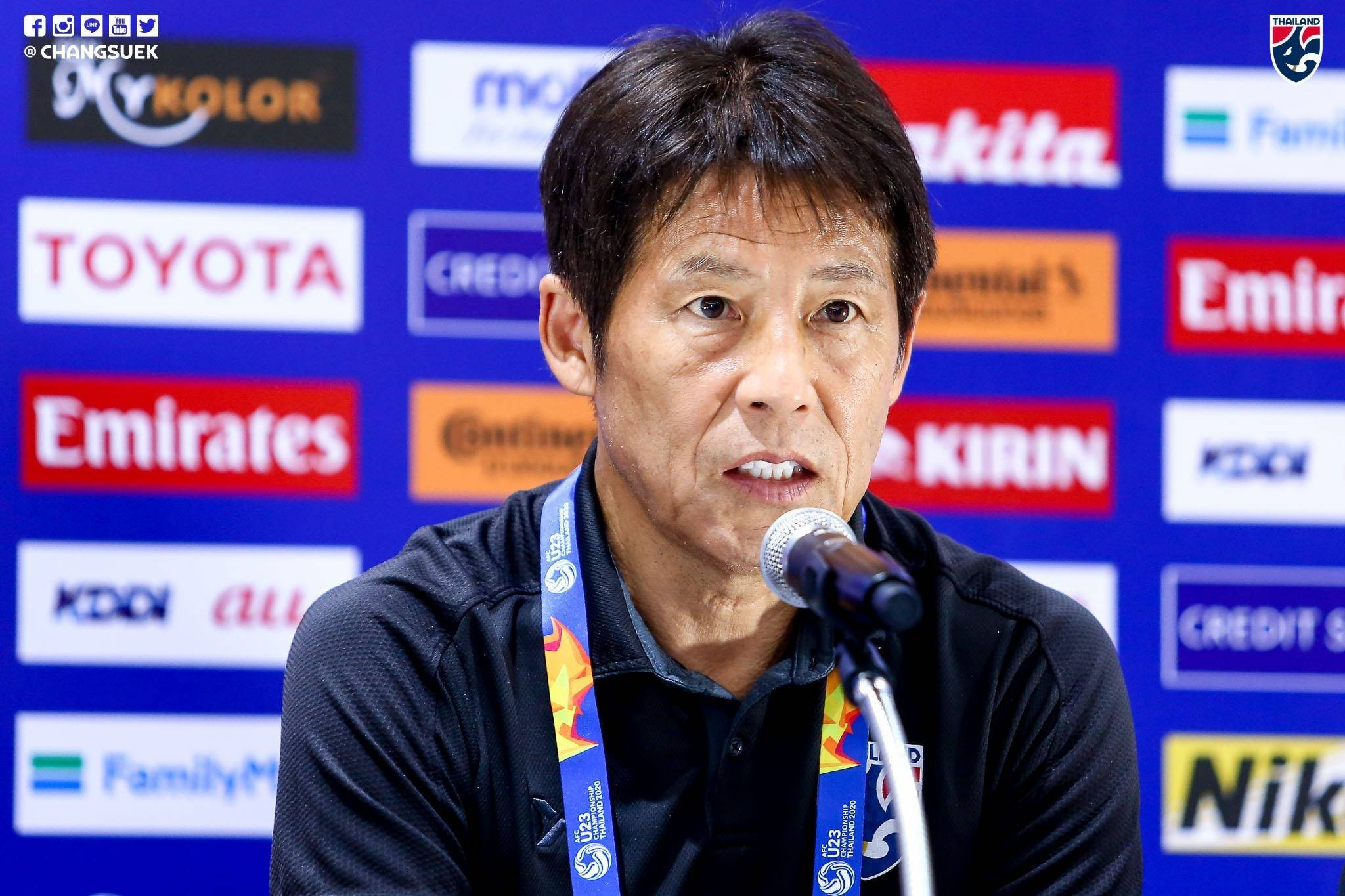 Akira Nishino Set For Two Years Contract Extension as War Elephant's Head Coach