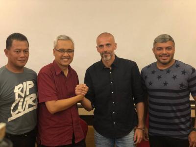 PSS Announces Eduardo Perez, Causes A Stir on Social Media