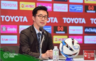 TRIBE TALK: Benjamin Tan, Thai League CEO and Licensing Director