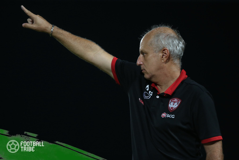 TRIBE TALK: Alexandre Gama, Muangthong United Head Coach