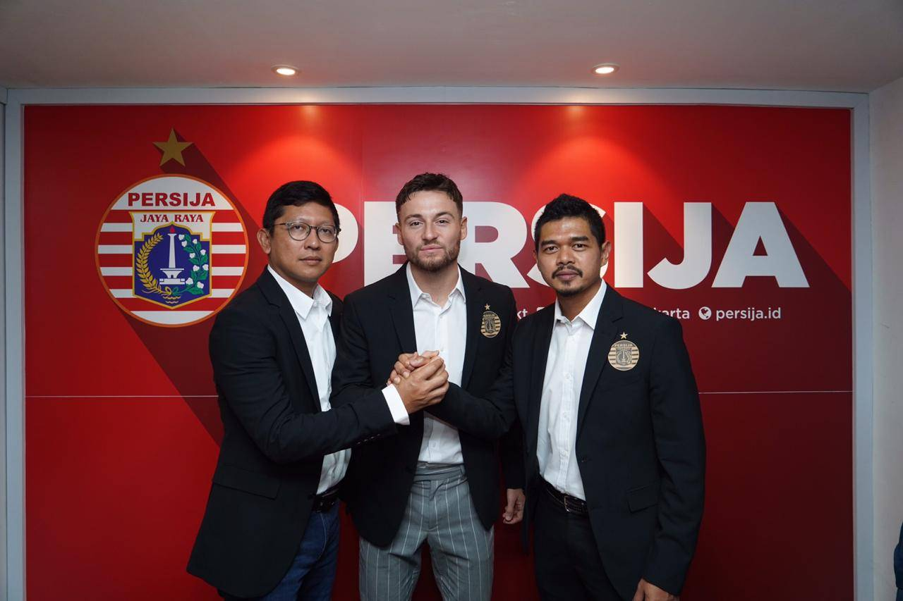 Persija Announces Statement of Intent with Klok Signing