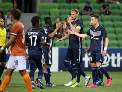 Thai Champions Fail to Keep Up With Average Melbourne Victory