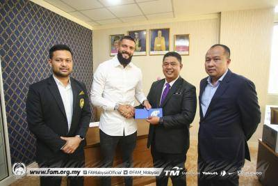 Liridon Krasniqi Becomes Second Naturalized Player for Malaysia