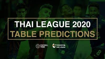 Thai League 2020 Predictions – Top 5