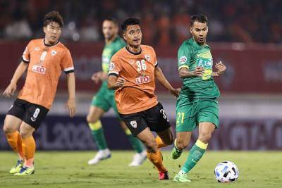 Chiangrai Narrowly Defeated by Beijing Guoan