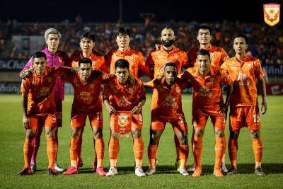 Thai League Player Profiles 2020 – Sukhothai FC