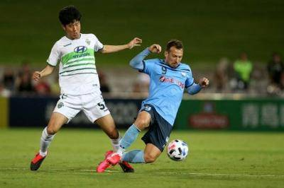 Jeonbuk and Sydney Draw in Second ACL Match