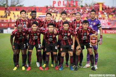 Thai League Player Profiles 2020 – Police Tero FC