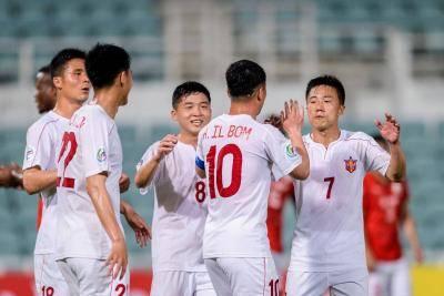 April 25 – North Korea's Footballing Behemoth