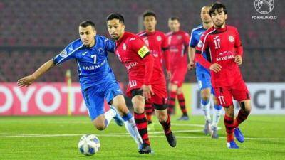 Tajik Football Continues Despite Worldwide Shutdown