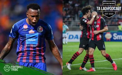 Podcast – Thai League Matchdays 1-4 Best XI