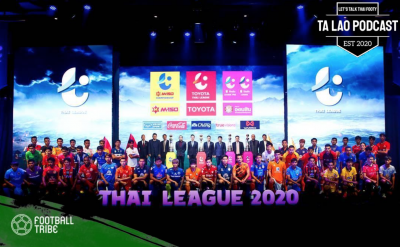 Podcast – When Will the Thai League Restart?