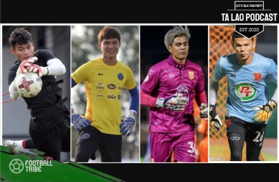 Podcast – Who Will Be Thailand's Next Top Goalkeeper?