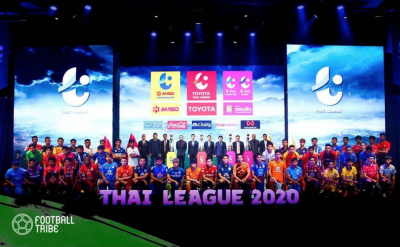 Thai League Close to Finding New Broadcaster, Announcing Fixture List
