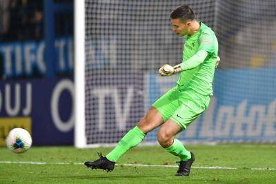 Goalkeeper Filip Nguyen Earns Czech Republic Call-Up