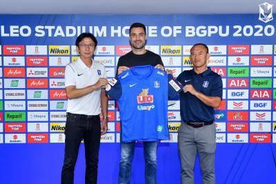 BG Pathum United Sign Former Buriram Star Andres Tunez