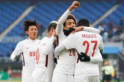 Tianjin Tianhai Bids Farewell to the CSL