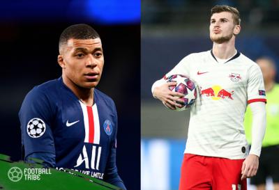 Prospective Champions Liverpool Target M'bappe or Werner