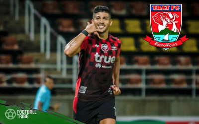 Bangkok United's Bonilla Linked With Trat Loan Move