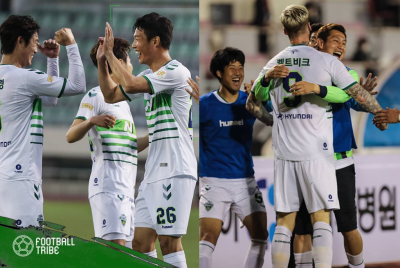 Late Winner Continues Jeonbuk's Perfect Start