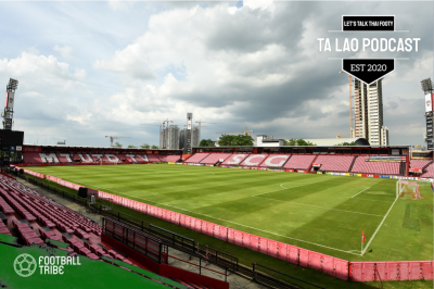Podcast – What's Happening at Muangthong United?