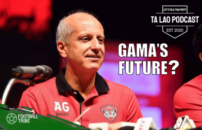 Coach Gama Denies Contract Extension Claims, Affirms Desire to Remain as Muangthong Coach