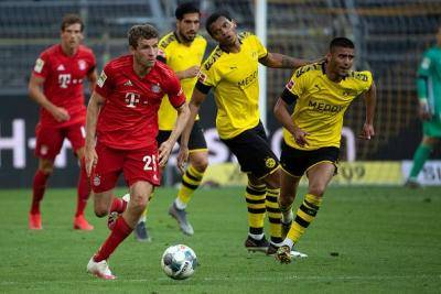 Bayern Extend Bundesliga Lead to Seven Points