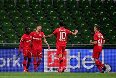 Bayer Leverkusen Seek Return to Champions League Places