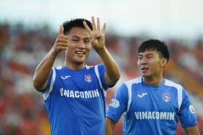 Quang Ninh Edge Hai Phong for Northeast Derby Win